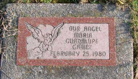 GAMEZ, MARIA GUADALUPE - Polk County, Oregon | MARIA GUADALUPE GAMEZ - Oregon Gravestone Photos