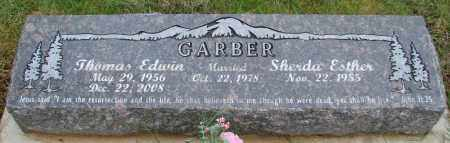 GARBER, THOMAS EDWIN - Polk County, Oregon | THOMAS EDWIN GARBER - Oregon Gravestone Photos
