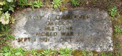 GARDNER (WWII), ROY L - Polk County, Oregon | ROY L GARDNER (WWII) - Oregon Gravestone Photos