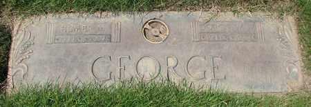 GEORGE, ELMER M - Polk County, Oregon | ELMER M GEORGE - Oregon Gravestone Photos