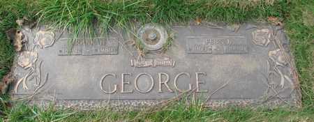 GEORGE, FRANK L - Polk County, Oregon | FRANK L GEORGE - Oregon Gravestone Photos