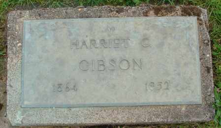 GIBSON, HARRIET C - Polk County, Oregon   HARRIET C GIBSON - Oregon Gravestone Photos