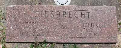 GIESBRECHT, JOHN V - Polk County, Oregon   JOHN V GIESBRECHT - Oregon Gravestone Photos
