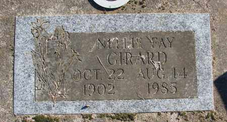GIRARD, NELLIE FAY - Polk County, Oregon | NELLIE FAY GIRARD - Oregon Gravestone Photos