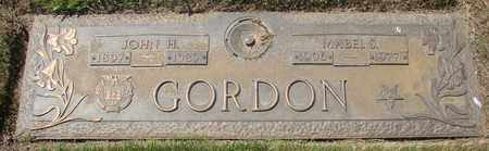 GORDON, MABEL S - Polk County, Oregon | MABEL S GORDON - Oregon Gravestone Photos