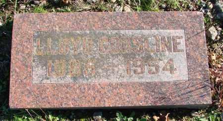 GORSLINE, LLOYD - Polk County, Oregon | LLOYD GORSLINE - Oregon Gravestone Photos