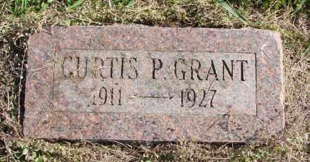 GRANT, CURTIS P - Polk County, Oregon   CURTIS P GRANT - Oregon Gravestone Photos
