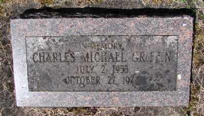 GRIFFIN, CHARLES MICHAEL - Polk County, Oregon   CHARLES MICHAEL GRIFFIN - Oregon Gravestone Photos