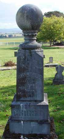GRIGSBY, MILBURNE - Polk County, Oregon | MILBURNE GRIGSBY - Oregon Gravestone Photos