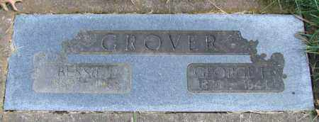 GROVER, BESSIE L - Polk County, Oregon | BESSIE L GROVER - Oregon Gravestone Photos