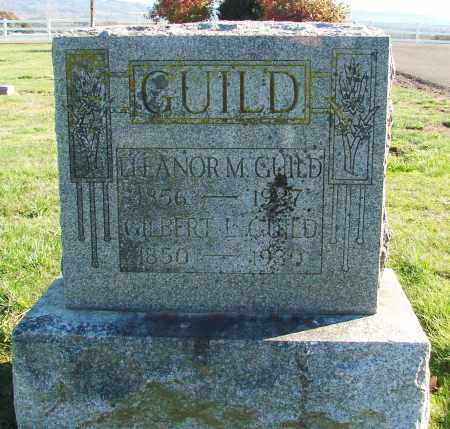 GUILD, GILBERT L - Polk County, Oregon | GILBERT L GUILD - Oregon Gravestone Photos