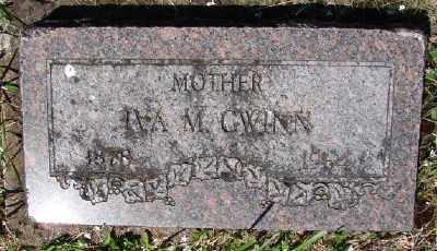 GWINN, IVA MAY - Polk County, Oregon   IVA MAY GWINN - Oregon Gravestone Photos