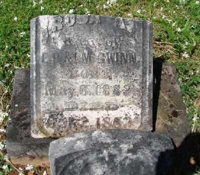 GWINN, ROSA A - Polk County, Oregon   ROSA A GWINN - Oregon Gravestone Photos