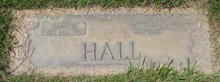 HALL, HENRY NICOLI - Polk County, Oregon | HENRY NICOLI HALL - Oregon Gravestone Photos