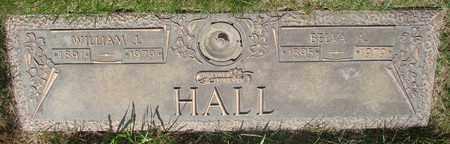 HALL, WILLIAM JOHN - Polk County, Oregon | WILLIAM JOHN HALL - Oregon Gravestone Photos
