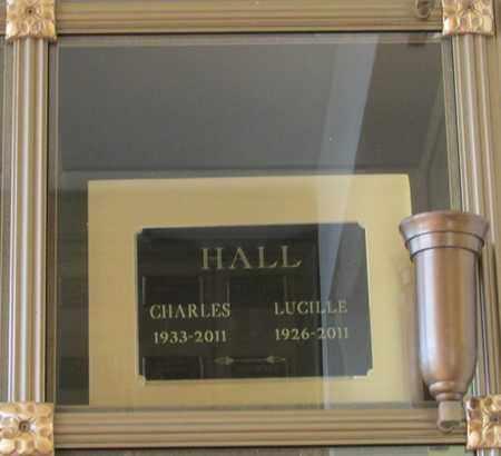 HALL, CHARLES ALLEN - Polk County, Oregon | CHARLES ALLEN HALL - Oregon Gravestone Photos