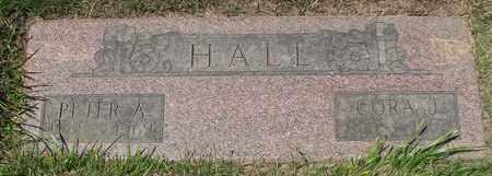 HALL, PETER ANDERSON - Polk County, Oregon | PETER ANDERSON HALL - Oregon Gravestone Photos