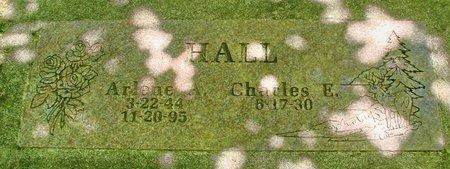 HALL, ARLENE ADELIA - Polk County, Oregon | ARLENE ADELIA HALL - Oregon Gravestone Photos