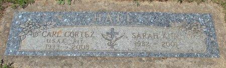 HALL, SARAH ANN - Polk County, Oregon | SARAH ANN HALL - Oregon Gravestone Photos