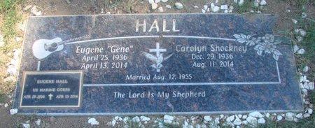 HALL, CAROLYN - Polk County, Oregon | CAROLYN HALL - Oregon Gravestone Photos
