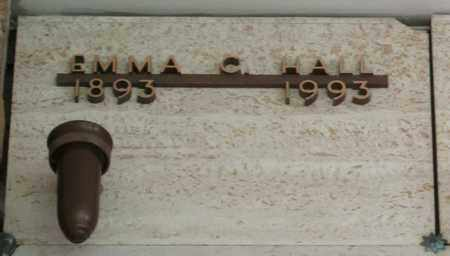 HALL, EMMA CAROLINE - Polk County, Oregon | EMMA CAROLINE HALL - Oregon Gravestone Photos