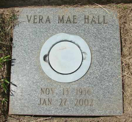 HALL, VERA MAE - Polk County, Oregon | VERA MAE HALL - Oregon Gravestone Photos