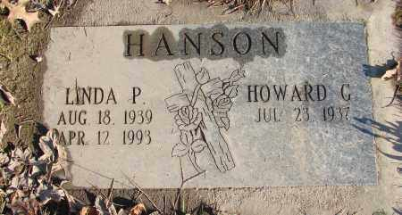 HANSON, HOWARD G - Polk County, Oregon | HOWARD G HANSON - Oregon Gravestone Photos
