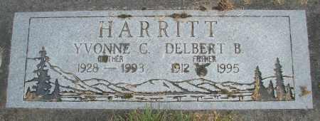 HARRITT, YVONNE CAMILE - Polk County, Oregon   YVONNE CAMILE HARRITT - Oregon Gravestone Photos
