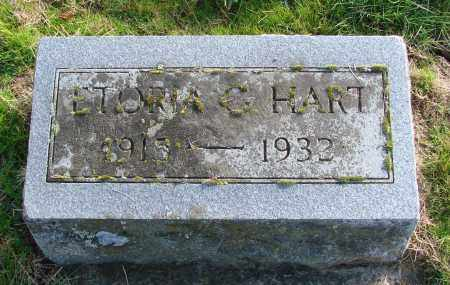 HART, ETORIA G - Polk County, Oregon | ETORIA G HART - Oregon Gravestone Photos