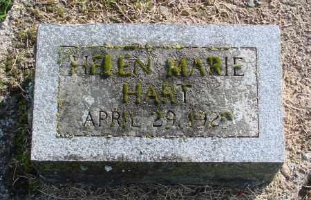 HART, HELEN MARIE - Polk County, Oregon   HELEN MARIE HART - Oregon Gravestone Photos
