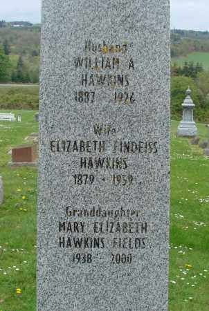 HAWKINS, WILLIAM A - Polk County, Oregon | WILLIAM A HAWKINS - Oregon Gravestone Photos