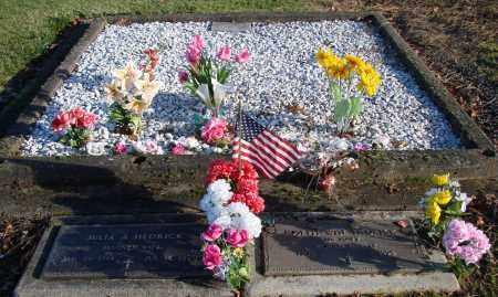 HEDRICK, JOSEPH WISE - Polk County, Oregon   JOSEPH WISE HEDRICK - Oregon Gravestone Photos