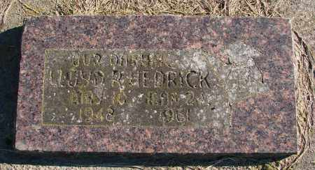 HEDRICK, LLOYD RAY - Polk County, Oregon | LLOYD RAY HEDRICK - Oregon Gravestone Photos