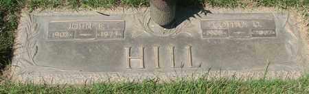 HILL, COLINA G - Polk County, Oregon | COLINA G HILL - Oregon Gravestone Photos