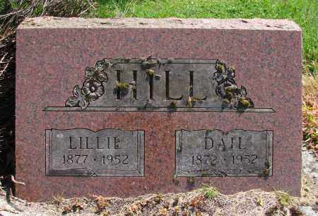 HILL, DAIL - Polk County, Oregon   DAIL HILL - Oregon Gravestone Photos