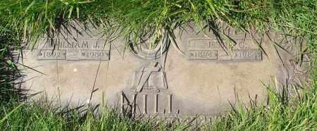 HILL, JESSIE G - Polk County, Oregon | JESSIE G HILL - Oregon Gravestone Photos