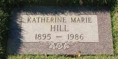 HILL, KATHERINE MARIE - Polk County, Oregon   KATHERINE MARIE HILL - Oregon Gravestone Photos