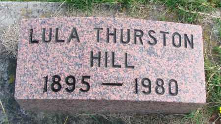 THURSTON, LULA - Polk County, Oregon | LULA THURSTON - Oregon Gravestone Photos