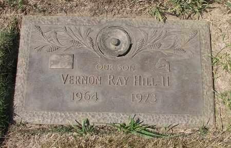 HILL, VERNON RAY II - Polk County, Oregon | VERNON RAY II HILL - Oregon Gravestone Photos