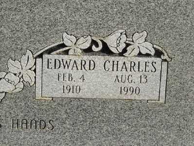 HOLBROOK, EDWARD CHARLES - Polk County, Oregon   EDWARD CHARLES HOLBROOK - Oregon Gravestone Photos