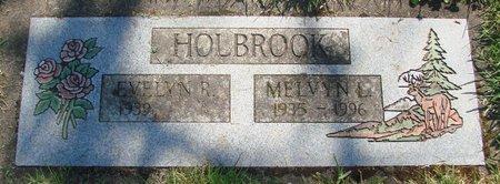 HOLBROOK, EVELYN R - Polk County, Oregon | EVELYN R HOLBROOK - Oregon Gravestone Photos