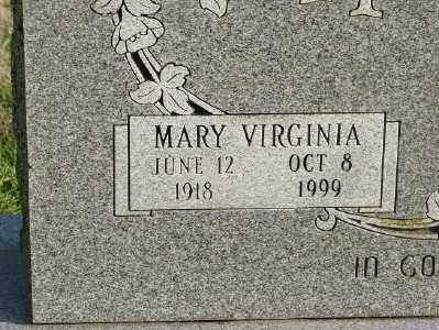 HOLBROOK, MARY VIRGINIA - Polk County, Oregon | MARY VIRGINIA HOLBROOK - Oregon Gravestone Photos