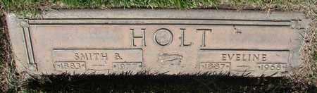 HOLT, EVELINE - Polk County, Oregon | EVELINE HOLT - Oregon Gravestone Photos