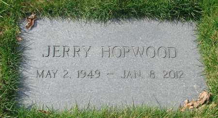 HOPWOOD, JERRY - Polk County, Oregon   JERRY HOPWOOD - Oregon Gravestone Photos
