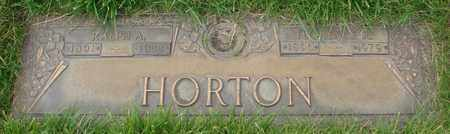 HORTON, RALPH ARLEY - Polk County, Oregon | RALPH ARLEY HORTON - Oregon Gravestone Photos