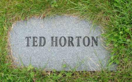 HORTON, TED - Polk County, Oregon | TED HORTON - Oregon Gravestone Photos