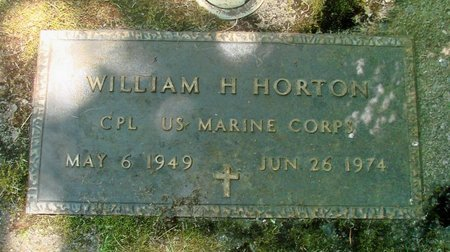 HORTON, WILLIAM HENRY - Polk County, Oregon | WILLIAM HENRY HORTON - Oregon Gravestone Photos