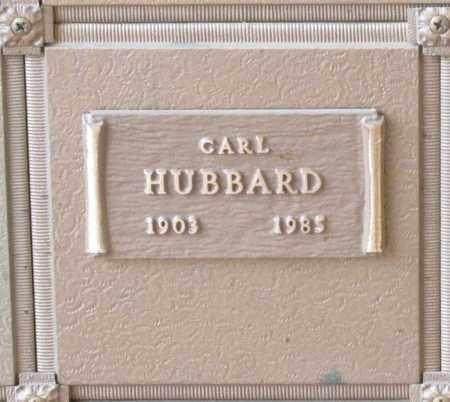 HUBBARD, CARL - Polk County, Oregon   CARL HUBBARD - Oregon Gravestone Photos
