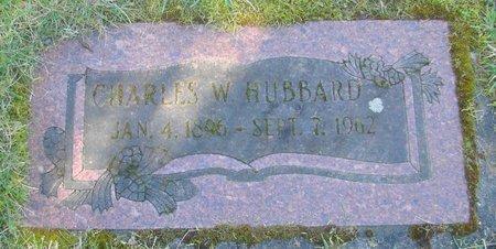 HUBBARD, CHARLES WESLEY - Polk County, Oregon | CHARLES WESLEY HUBBARD - Oregon Gravestone Photos