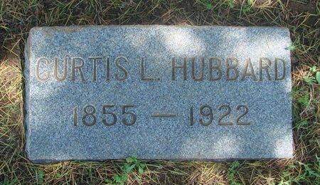 HUBBARD, CURTIS L - Polk County, Oregon | CURTIS L HUBBARD - Oregon Gravestone Photos